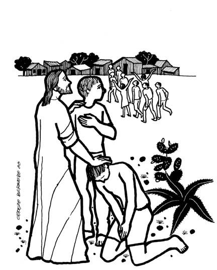 BLCF: Jesus_heals_10_lepers