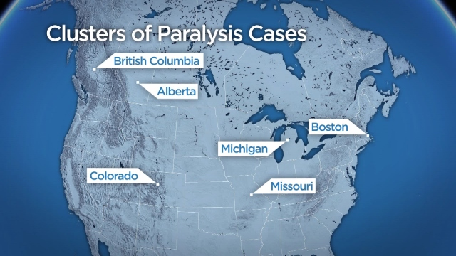 BLCF: map-of-paralysis-cases