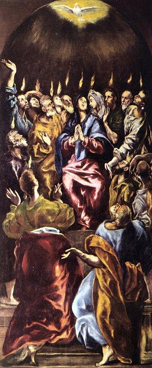 BLCF: Pentecost,_Greco