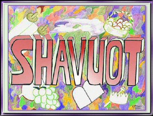 BLCF: shavuot