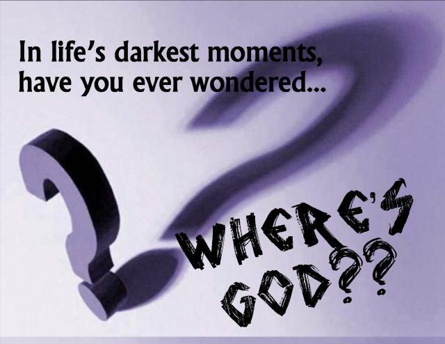 BLCF: wheres-God?