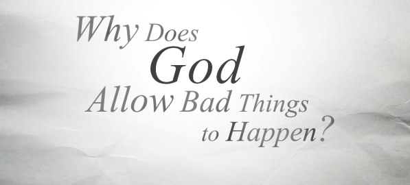 Does God Allow Suffering In The World? « Bloor Lansdowne ...