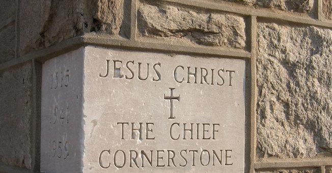BLCF: Christ_chief_cornerstone