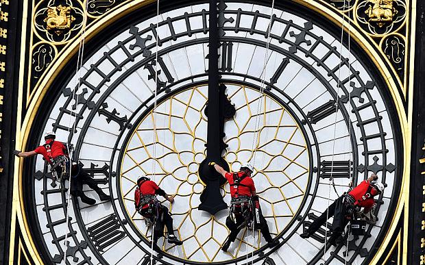 BLCF: clock-set