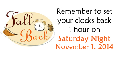 BLCF: Daylight-Savings-Time-Fall-Back
