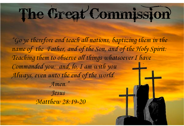 BLCF: The_Great_Commission