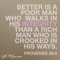 BLCF: integrity