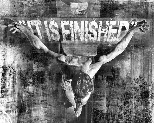 BLCF: Jesus-Picture-On-The-Cross-It-Is-Finished-Crucifixion