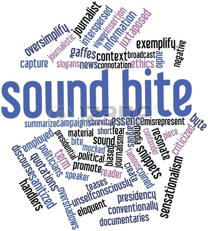 BLCF: abstract-word-cloud-for-sound-bite-with-related-tags-and-terms