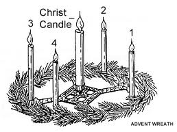 BLCF: Advent Candles