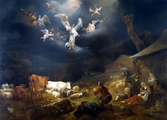 BLCF: Annunciation_to_the_Shepherds