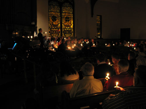Advent: Angels Announcing the Good News of Peace, Salvation and the Glory of Christ (5/6)