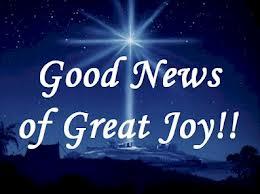 BLCF: Good News of Great Joy