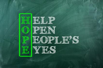 BLCF: hope eyes