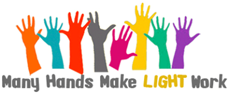 BLCF: many_hands_volunteers