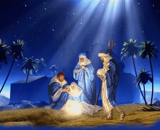 BLCF: Nativity scene