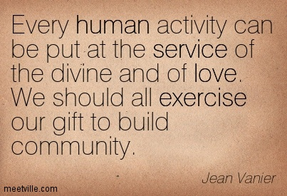 BLCF: divine service
