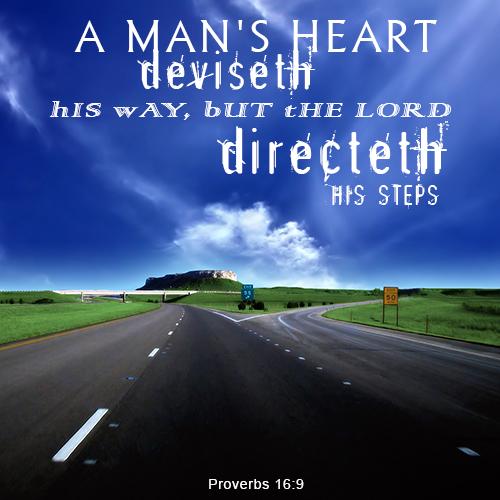 BLCF: Proverbs 16_9