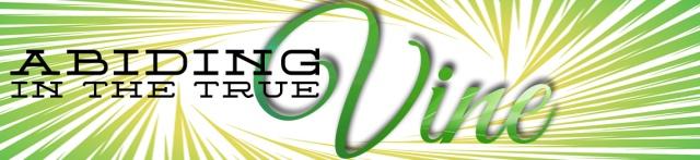 BLCF: abiding-in-the-true-vine