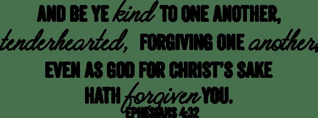BLCF: Ephesians 4_32