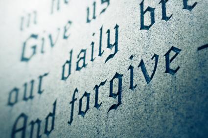 BLCF: forgive in prayer