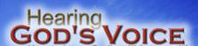 BLCF: hearing Gods voice