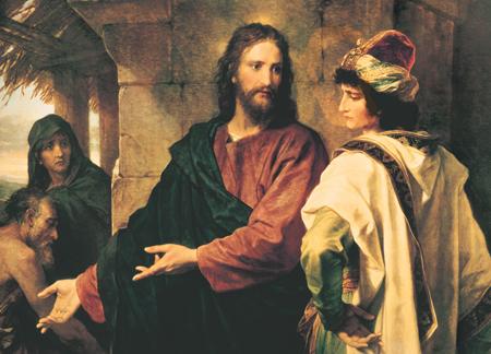 BLCF: Christ-rich-young-ruler-hoffmanl