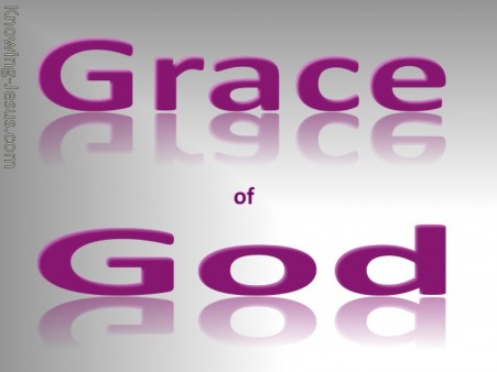 BLCF: grace-of-God