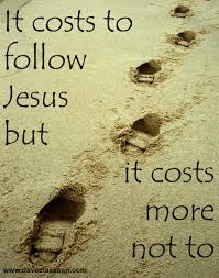 BLCF: IT COSTS TO FOLLOW JESUS