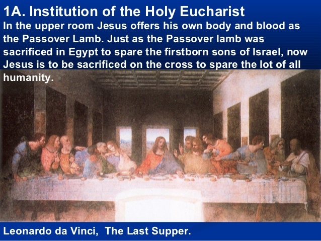 BLCF: mysteries-of-the-holy-eucharist
