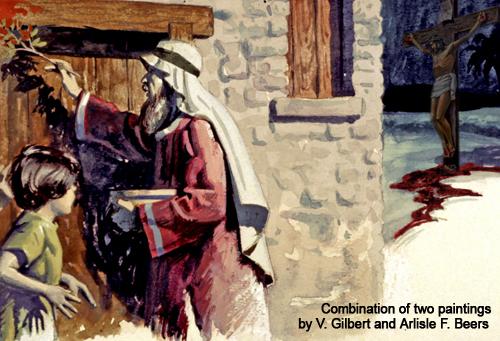 BLCF: Passover-Cross-montage