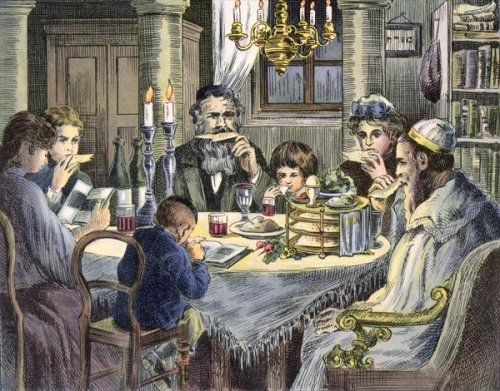 BLCF: Passover_Seder