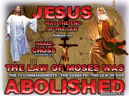BLCF: the-law-of-moses-was-abolished