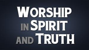 BLCF: worship-spirit-truth