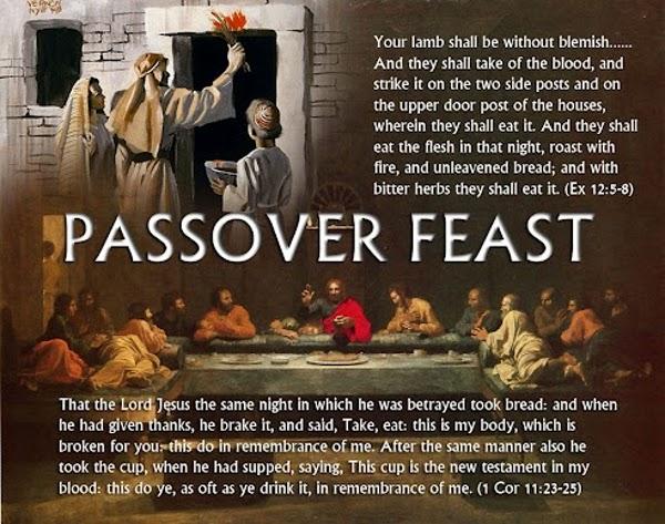 BLCF: Jesus-Passover-Lamb