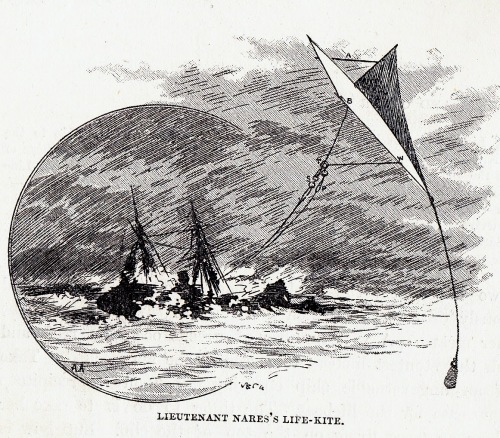 BLCF: Nares Life Kite