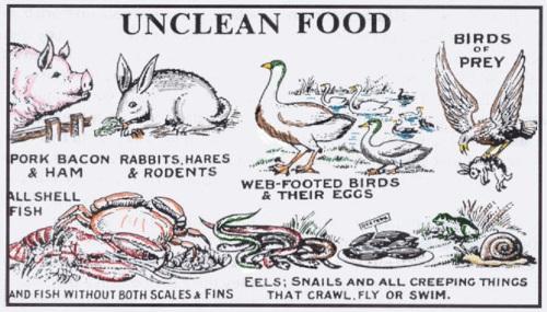 BLCF: unclean_food