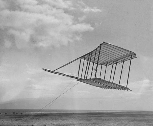 BLCF: WrightBrothers1900Glider