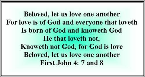 BLCF: 1_John_4_7-8