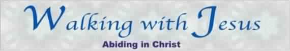 BLCF: abiding in Christ