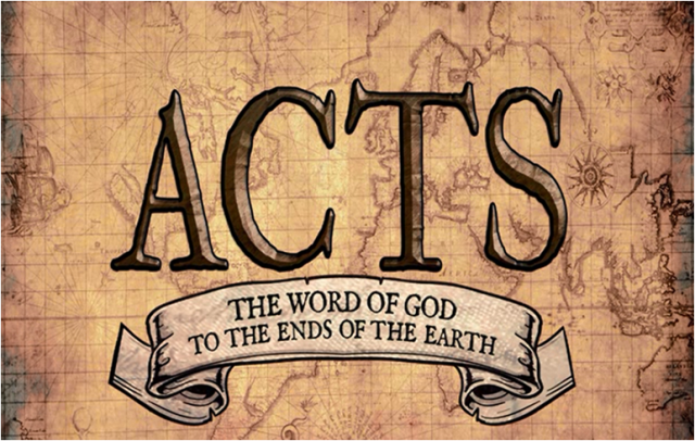 BLCF: acts-great-commission