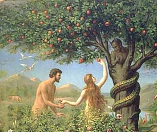 BLCF: Adam Eve Serpent