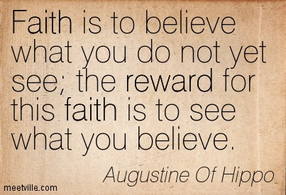 BLCF: Augustine-Of-Hippo-faith-reward