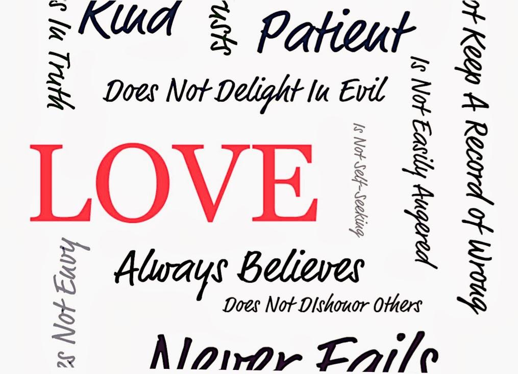 BLCF: Love never fails