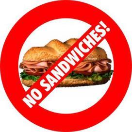 BLCF: no-sandwiches