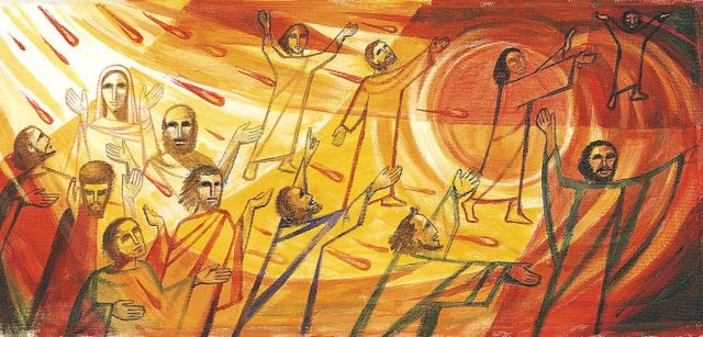 BLCF: Pentecost