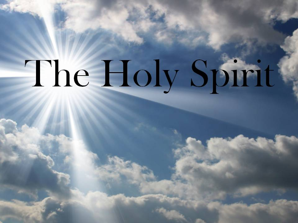 BLCF: the-holy-spirit