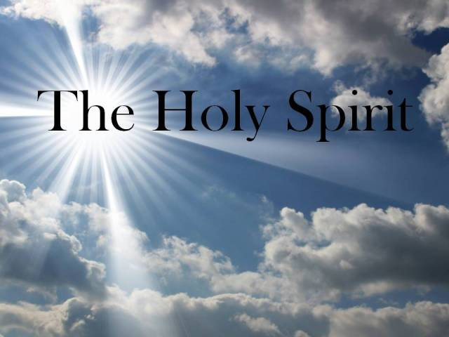 BLCF: the-holy-spirit