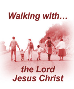 BLCF: Walking With The Lord