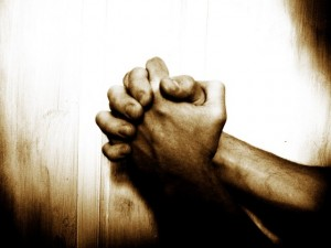 BLCF; Jesus Prayed